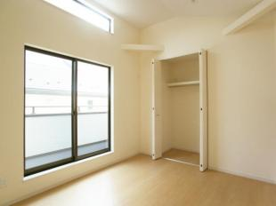 全居室収納付でゆとりに空間