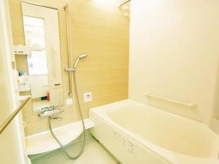 ●ゆったりと入れるゆとりのバスルーム