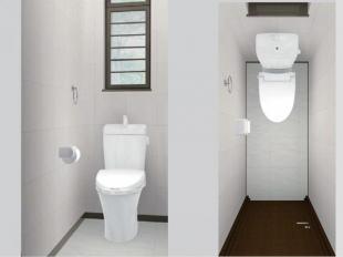 トイレ プレゼン