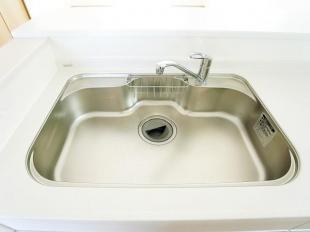 ●浄水器付ハンドシャワー水栓を標準装備