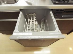 ●食洗機付で洗物も楽々