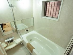 ●ゆったり入れる浴室