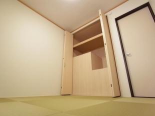 ●4.5帖の和室