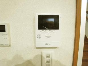 同仕様TV付インターホン