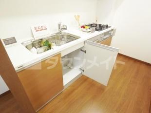 ●食洗機付システムキッチン新調