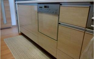 ●食洗機付で家事も楽々