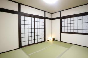 ●6帖の和室は客間としても使えます