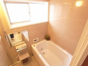 ●ゆとりのある浴室