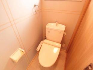 ●ウォシュレツト付トイレ