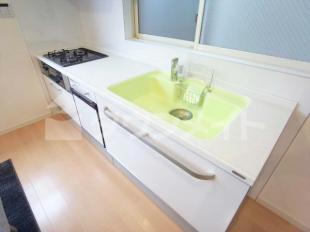 ●食洗機付システムキッチン