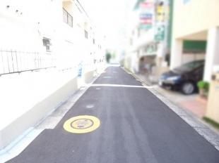 ●前面道路
