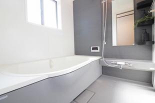 ●ゆったり入れるサイズの浴室