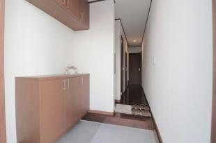 ●収納充実の玄関
