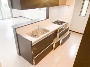 ●食洗機付 システムキッチン