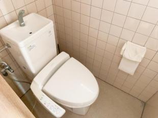 ●ウォシュレット付のトイレ