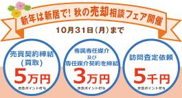 2016秋の売却相談フェア