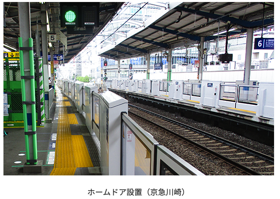 2020年度 京急線鉄道事業設備投資計画